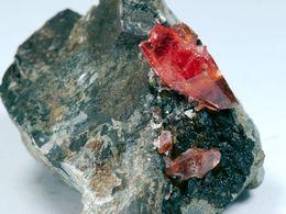 Mineral - Rodocrosite (uchucchacua Mine, Oyon, Cajatambo, Perù) - Lot. S 170 - Minerali