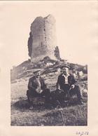 23- PHOTO ORIGINALE- TOUR De BRIDIERS  (CREUSE)? -du 20 Juillet 1933 - Dim. : 1 Cm X 18 Cm-(25/1/20) - Lieux
