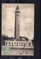 PORT SAID 1908 - Port Said