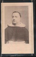 PATER AUGUSTIN VINCX - LEUVEN 1841 - ST.AMANDSBERG 1901   2 AFBEELDINGEN - Décès