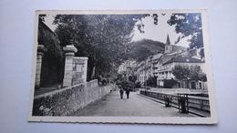 Carte Postale ( BB5) Ancienne De Amélie Les Bains , Entrée De L Hopital Militaire - Otros Municipios
