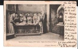 L'Epine De H. De Bailliencourt à Ulric Stoffels D'Hautefort Au Château De Varsberg Près Ham Sous Varsberg. 1904 - L'Epine