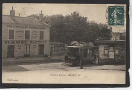 MAXEVILLE - Brasserie MARTINOT + Tram - Maxeville