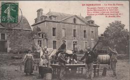 """Cpa C8 EN NORMANDIE - La Fête Du Patron- Voir Maxime Au Grand """"Hamel"""" La Saint Jean......animée - Autres Communes"""