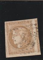 France 43A Avec Voisin Premier Choix - 1870 Uitgave Van Bordeaux