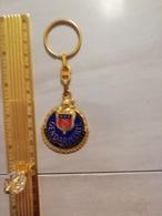 10936    PORTE-CLEFS  GENDARMERIE ESCORTE PRESIDENTIELLE ESCADRON MOTO - Porte-clefs