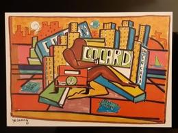 Gocard CANARIAS Autopromotional Carte Postale - Pubblicitari