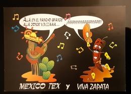 Viva Zapata Carte Postale - Pubblicitari