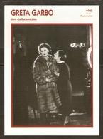 PORTRAIT DE STAR 1925 ALLEMAGNE - ACTRICE GRETA GARBO - GERMANY ACTRESS CINEMA FILM PHOTO - Fotos