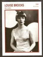 PORTRAIT DE STAR 1929 ALLEMAGNE - ACTRICE LOUISE BROOKS - GERMANY ACTRESS CINEMA FILM PHOTO - Fotos