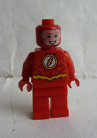 FIGURINE LEGO SUPER HEROS DC - FLASH  - MINI FIGURE 2018 Légo - Sans Casque - Figurines
