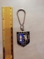 10942    PORTE-CLEFS  GENDARMERIE NATIONALE CTGN ROSNY SOUS BOIS - Porte-clefs
