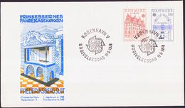 Danemark - Dänemark - Denmark FDC2 1978 Y&T N°663 à 664 - Michel N°662 à 663 - EUROPA - FDC