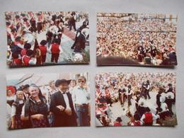 LOT DE 4 PHOTO MARLENHEIM Mariage De L'Ami Fritz En 1976 - Luoghi