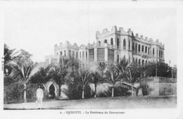 Djibouti - La Résidence Du Gouverneur - Dschibuti