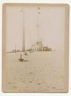 LE HAVRE - SEMAPHORE  (DIM 9 X 12) - Oud (voor 1900)