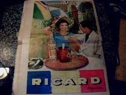 Journal La TERRE Répertoire Des Fournisseurs Année1965 Nombreuses Pubs Agricole &une Grande Et Belle Pub Ricard43 X 29cm - Journaux - Quotidiens
