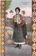 UKRAINE Oekraïne ( Folklore Traditions ) RUBCHAKOVA ( Taxsxa) - CPA Colorisée - Acrania Ucraina - Ukraine