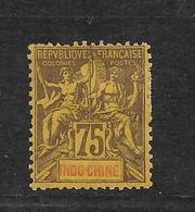 INDOCHINE N° 14 NEUF * - COTE = 20.00 € - Unused Stamps