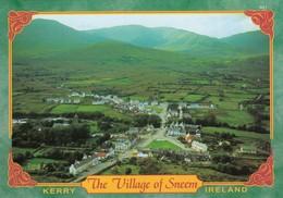 Postcard The Village Of Sneem Co Kerry My Ref  B23926 - Kerry