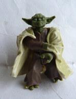 FIGURINE STAR WARS 2004 YODA JEDI Hasbro China - Power Of The Force