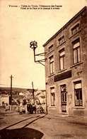 > Belgique > Namur > Viroinval / HOTEL DE LA GARE / PASSAGE  A NIVEAU  / RARE    / LOT  3027 - Viroinval