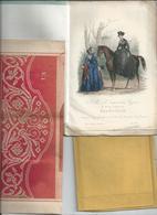 CENDRILLON   Journal Encyclopedique De Tous Les Travaux De Dames JUIN  1853 Complet Avec Le Patron - Autres
