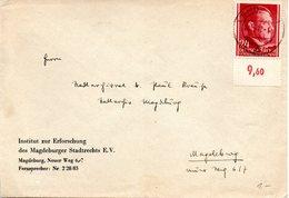(L) Generalgouvernement Bedarfsbrief EF Mi 78  TSt 28.4.1942 LEMBERG - Besetzungen 1938-45