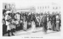 Djibouti - Danse De Femmes Voilées - Dschibuti