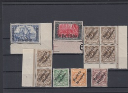 Lot  Marokko Einheiten Postfrisch - Oficina: Marruecos