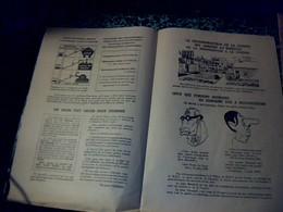 """Politique Tract Propagande Du  PCF  Rédigé Par Maurice Thorez """" La Vérité Sur Le Plan Marshall """"  Année 1947 - Vieux Papiers"""