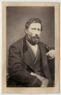 VENEZIA       CARTONCINO  DA  VISITA  1860-1880    2 SCAN  (DIM. 6-6,5 X 10-10,5 ) - Cartoncini Da Visita