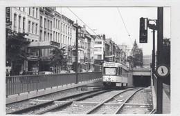 Tram 15 Mortsel - Groenplaats. Photo, Geen Postkaart. - Gent