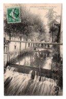 (62) 941, Nielles Les Blèquin, Un Barrage Sur Le Bléquin - France