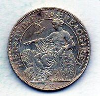 DENMARK, 2 Kroner, Silver, Year 1903, KM #802 - Denemarken