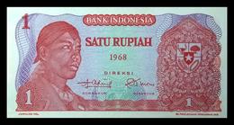 # # # Banknote Indonesien (Indonesia) 1 Rupiah 1968 UNC # # # - Indonesien