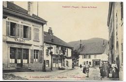 88-VAGNEY-Route De St-Amé... Animé Recette-Café-Buraliste-Tabac... - France