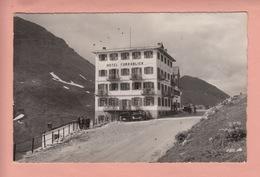 OLD POSTCARD - SWITZERLAND - SCHWEIZ -   HOTEL FURKABLICK 1947 - VS Valais