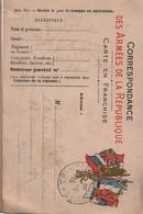 Carte Postale Franchise Militaire/ Correspondance Des Armées De La /Ginestet Paris/1915   TIMB126 - Guerre 1914-18