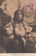 NUORO-COSTUMI SARDI-CARTOLINA  VIAGGIATA IL 31-10-1925 - Sassari