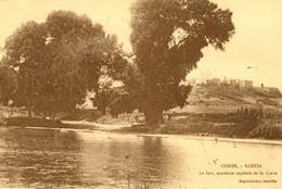 CORSE - ALERIA, Ancienne Capitale De La Corse - Le Fort - Embouchure Du Tavignano - France