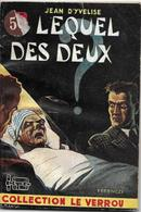 Lequel Des Deux Par Jean D'Yvelise - Le Verrou°41 - Ferenczi (illustration : Sogny ) - Ferenczi