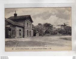 SAINT CYR L'ECOLE - La Gare De Grande Ceinture - Très Bon état - St. Cyr L'Ecole