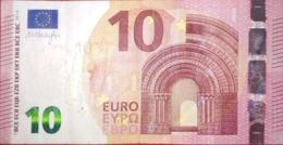 10 EURO FRANCIA(EA) E004, DRAGHI - 10 Euro