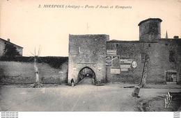 MIREPOIX - Porte D'Avais Et Remparts - Très Bon état - Mirepoix