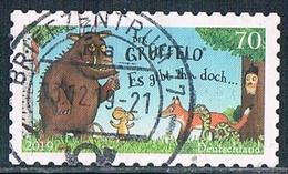 2019  Der Grüffelo  (selbstklebend) - Usati