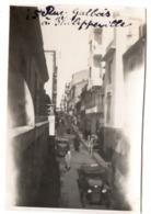 Philippeville C.1930 Rue Galbois Camion  Photo 8x5.5cm - Automobiles