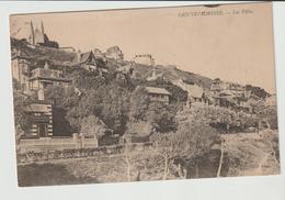 FRANCE / CPA / SAINT ADRESSE / LES VILLAS / 1908 - Sainte Adresse