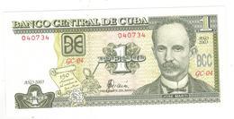 Cuba 1 Peso, 2003 , Comm. Issue. UNC. - Cuba