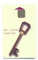 Park Hyatt Villa Magna Hotel, Madrid, Spain, Used Smart (chip) Hotel Room Key Card #  Villamagna-1 - Hotel Keycards